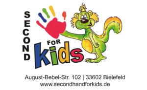 Logo 2ndhand4kids